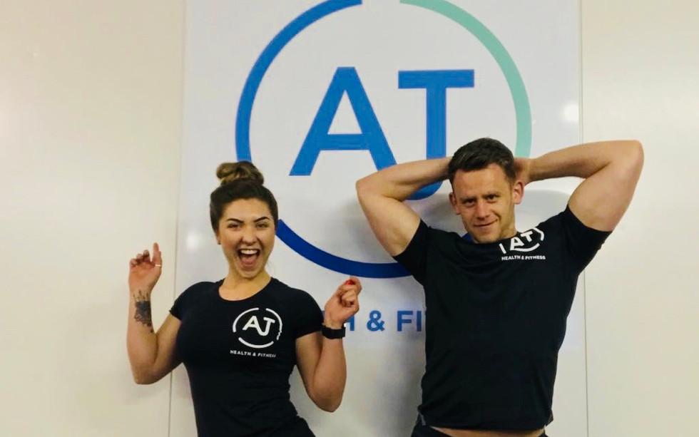 AJ Health & Fitness