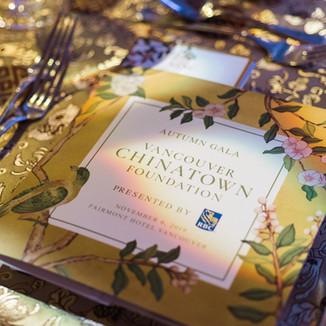 Chinatown Foundation Autumn Gala