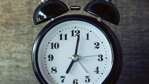 Change Your Clocks, Check Your Detectors
