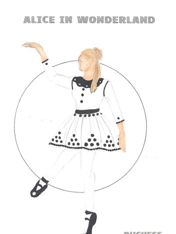 Duchess From Alice in Wonderland as a Ballet