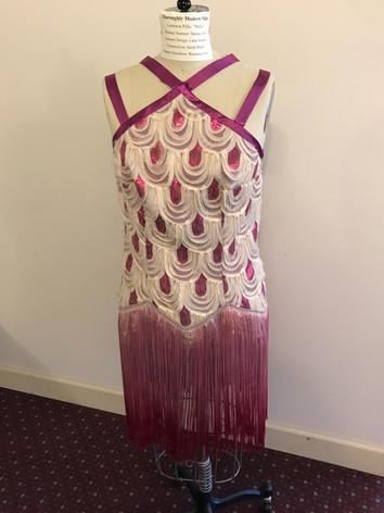 Millie Dress Construction
