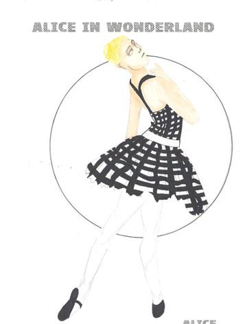 Alice in Wonderland as a Ballet