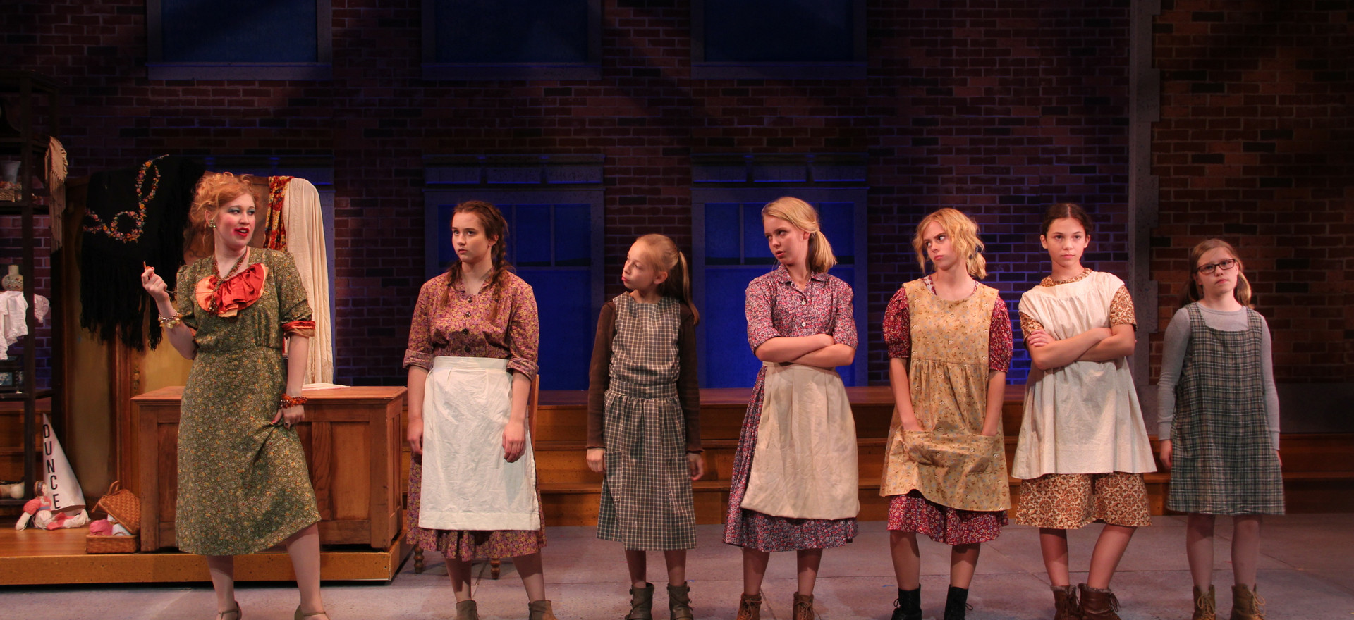 Hannigan and Orphans