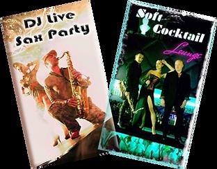 Dj Live Sax Party