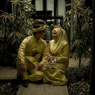 Aishah & Nadzir