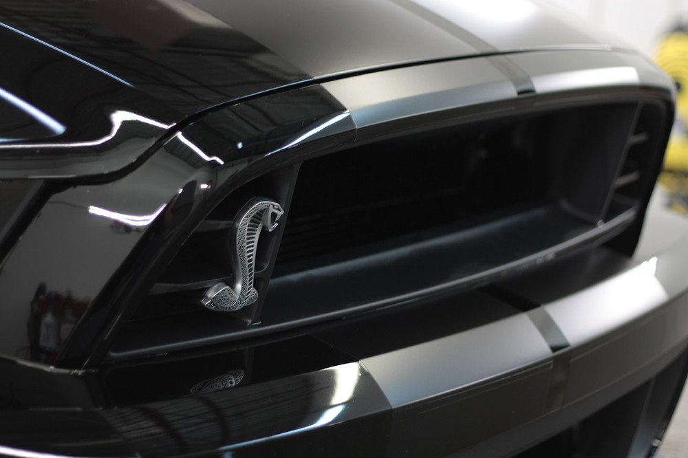 Icon Tinting and Graphics Paint Protection Film