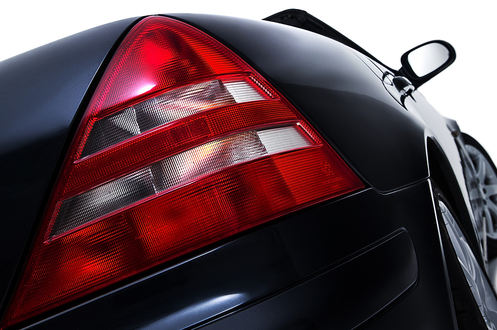 Icon Tinting and Graphics Head and Tail Light Tinting Film