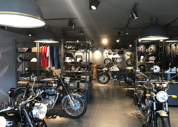 ROYAL ENFIELD TOULON