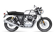 Twin Continental GT-650-Chrome-Biplace c