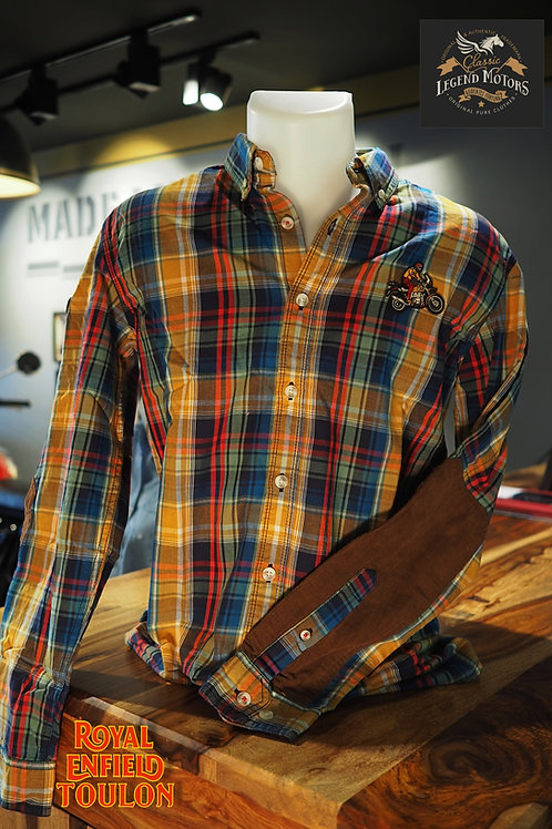 CHEMISE ROYAL ENFIELD HIMALAYAN HOMME