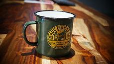 Mug royal enfield alu
