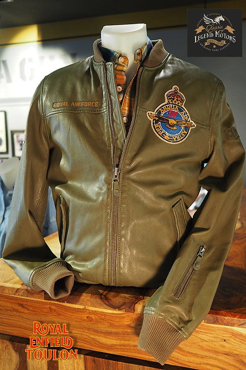 CLASSIC LEGEND MOTORS RAF BOMBARDIER KAKI