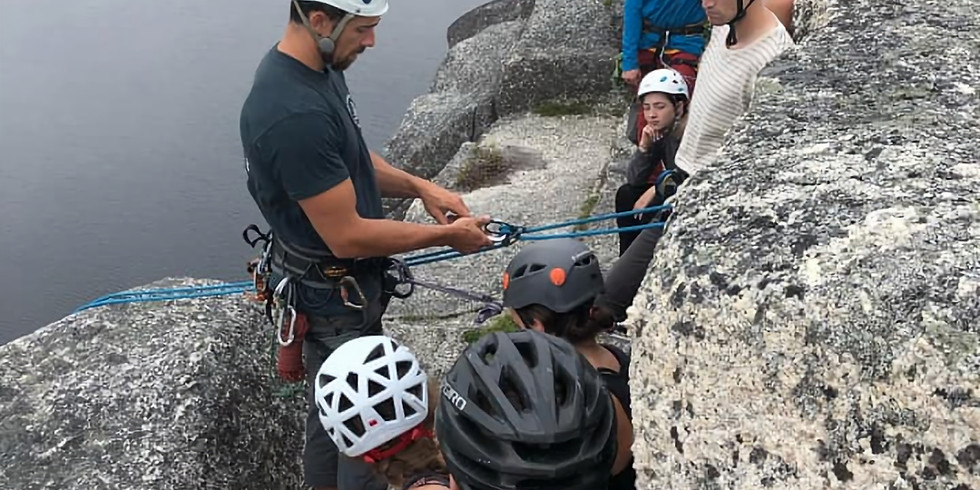 Basic Self Rescue for Climbers (SOLD OUT)