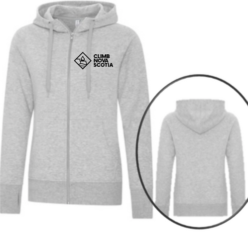 ATC Zip Hoodie - Ladies Fit