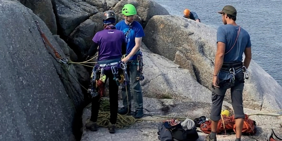 Intro to Trad Climbing 103