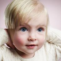 Blonde Baby Girl