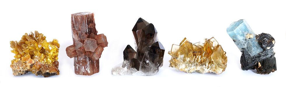 propriedades dos cristais