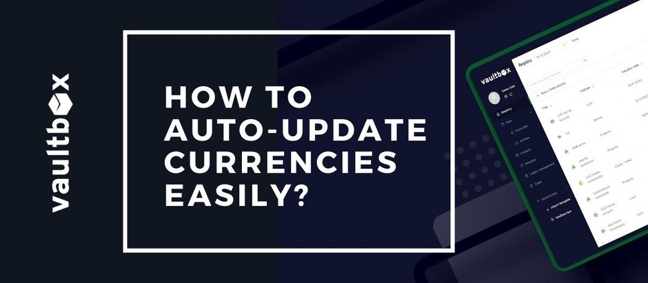 How to auto-update currencies easily?