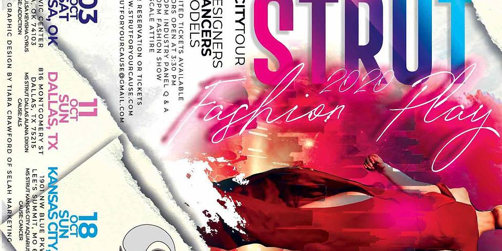 STRUT Fashion Show - Kansas City, MO
