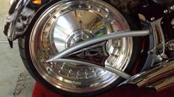Motor Cycle Restoration & Polishing