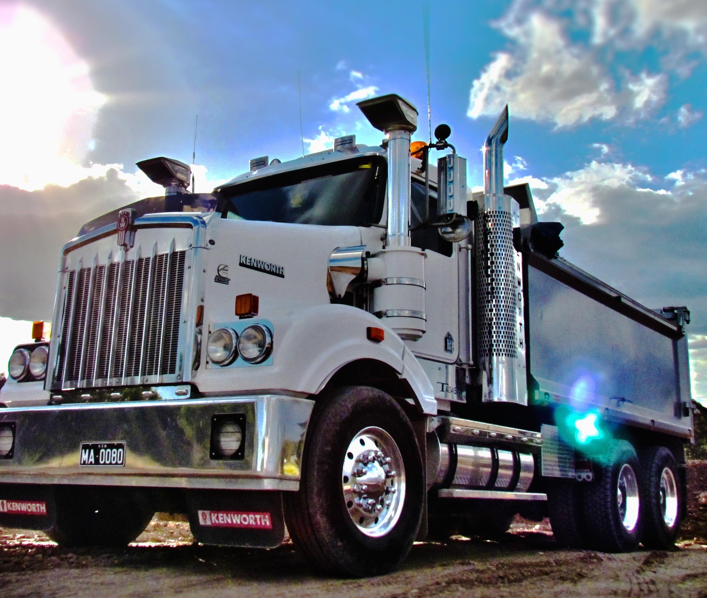 Trucks - Metal Polishers