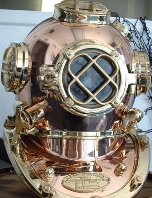 Copper Polishing - Antique restoration and polishing