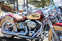 Harley Davidson Metal Finishing