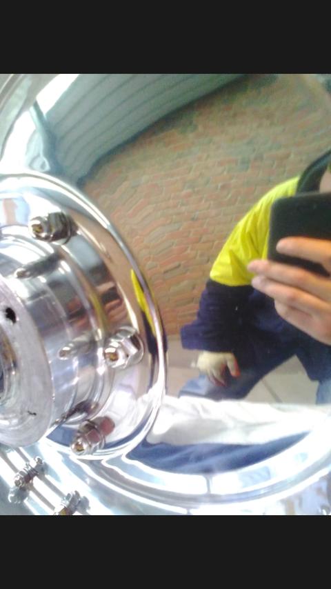 Mirror shine polish