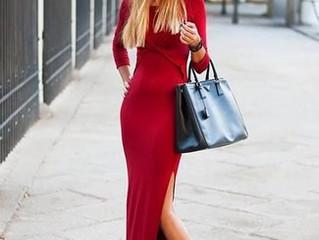 ¿Cómo elegir los zapatos para un vestido?