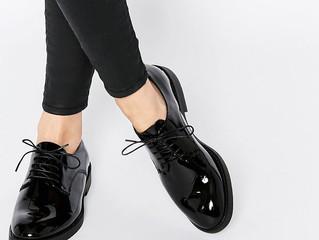 Tips para combinar Zapatos de Charol