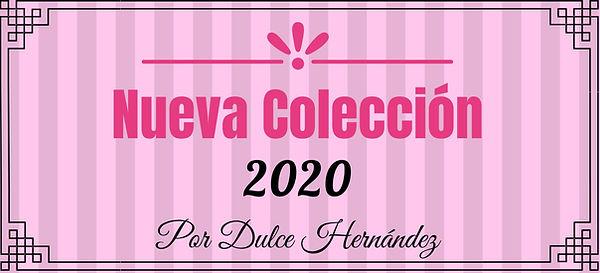 Nueva Colección 2020
