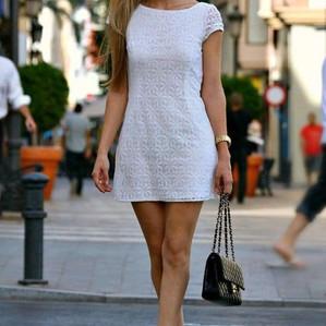 Tipos, Cómo y Dónde usar un Vestido Blanco