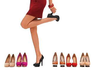 Errores más Comunes al Comprar Zapatos de Tacón