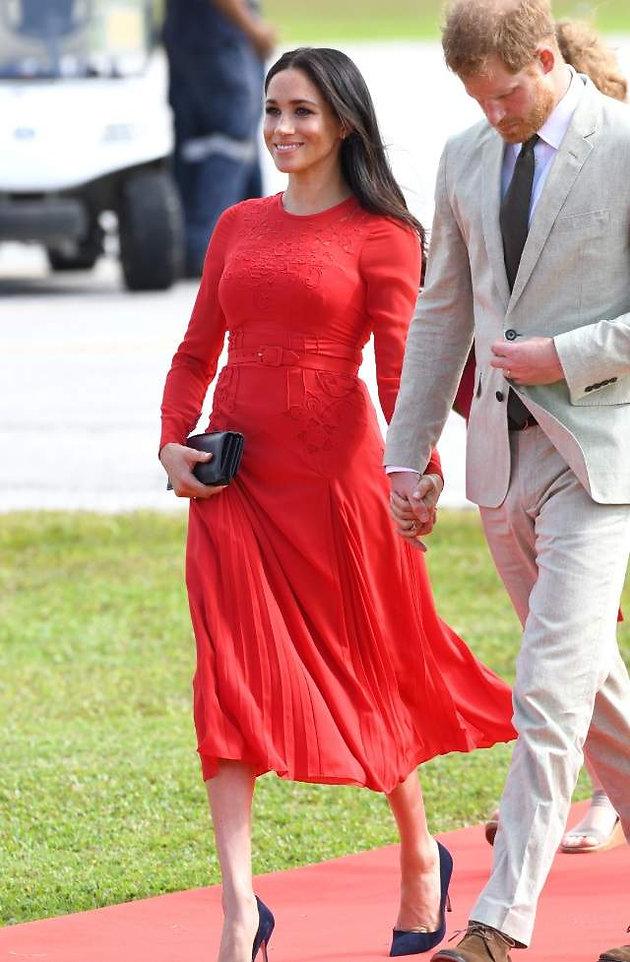 Tips Para Vestir De Rojo