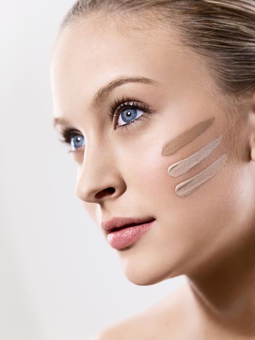 12. Usar Maquillaje hidratante