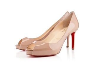 Razones para usar zapatos color nude