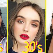 El Maquillaje Perfecto para tu edad