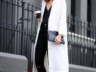 Ideas para usar y combinar un Abrigo a la Moda