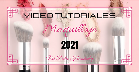 Video tutoriales de maquillaje