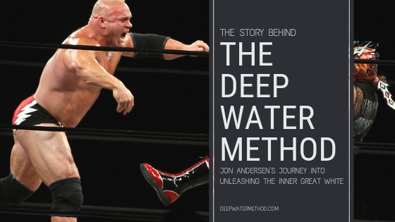 Deep water method, Jon Andersen, inner great white