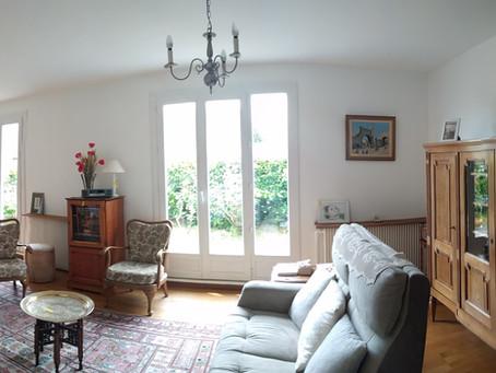Le vide-maison complet de Jean-Pierre et Gisèle à Villejuif (94)