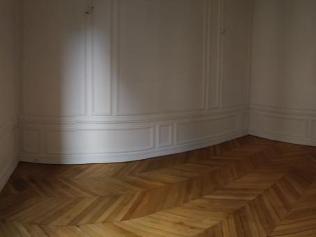 Vide-maison complet pour un départ en maison de retraite à Paris (75)
