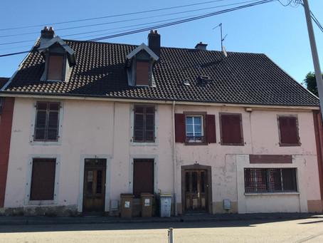 Débarras intégral d'une maison vandalisée à Belfort (90) pour permettre sa remise en location