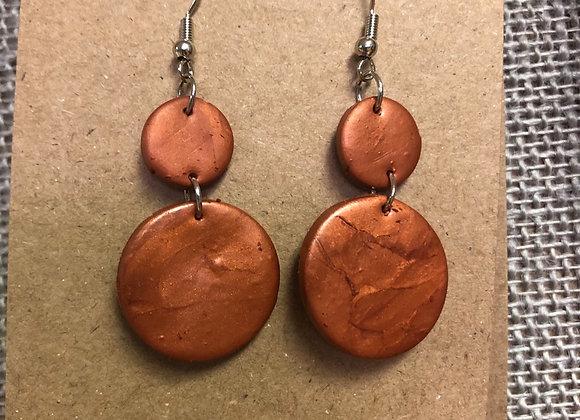 TES Clay Earrings