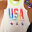 Thumbnail: Girls USA Tanks