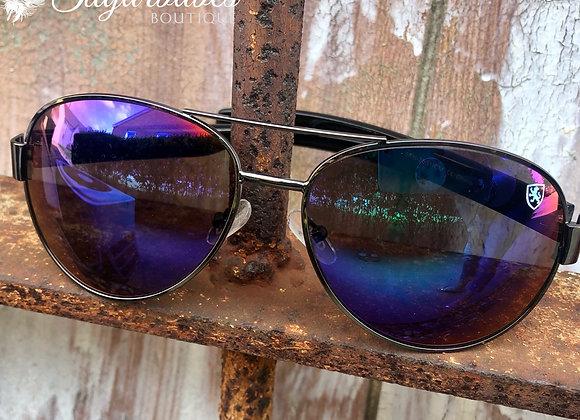 Aviator Sleek Sunglasses