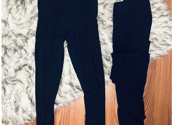 Bomb navy leggings