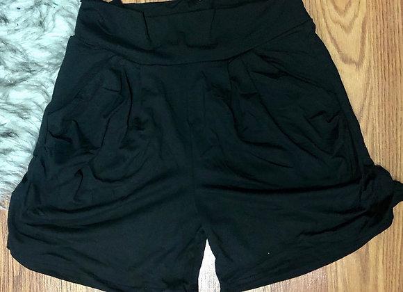 Teen harem shorts