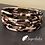 Thumbnail: Leopard magnetic bracelet