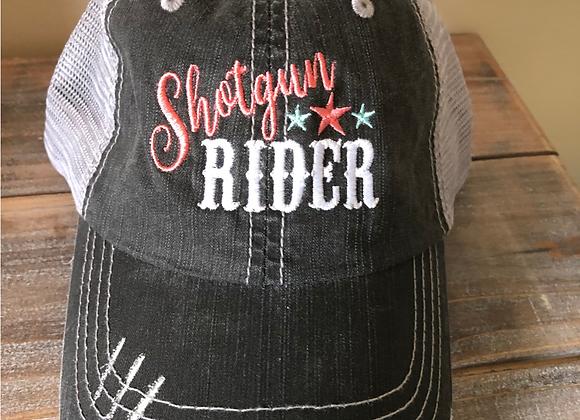 Shotgun Rider hat